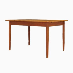 Table en Teck, Danemark, 1970s