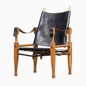 Safari Stuhl von Wilhelm Kienzle für Wohnbedarf, 1950er