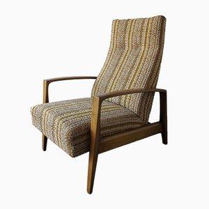 Mid-century Reclining Armchair, 1960s