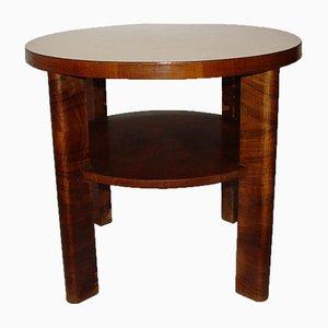 Art Deco Tisch, 1950er