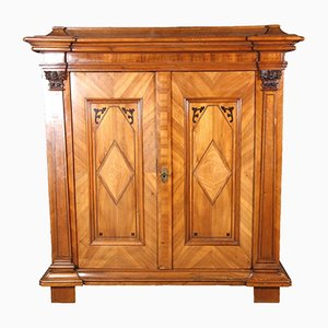 Antique Walnut Cabinet