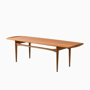 Coffee Table by Tove & Edvard Kindt-Larsen for France & Søn, 1950s