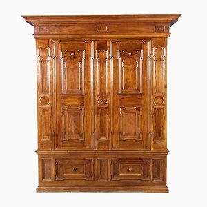 Baroque Walnut Cabinet