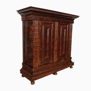 Antique Walnut Cabinet, 1700s