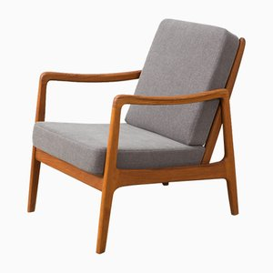 Armchair by Ole Wanscher for France & Søn, 1960s