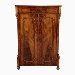 Antique Louis Phillip Style Cabinet