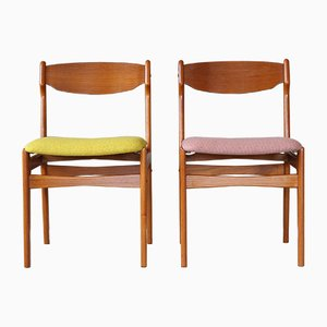 Danish Teak Chairs from Findahls, 1960s, Set of 2