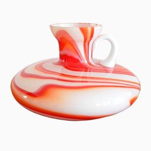 Vase Vintage en Verre de Murano par Carlos Moretti, 1970s