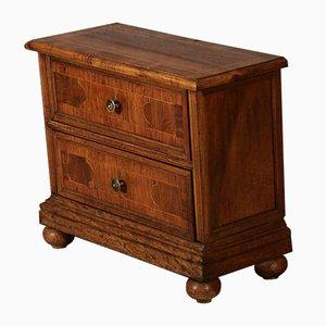 Small Antique Baroque Dresser