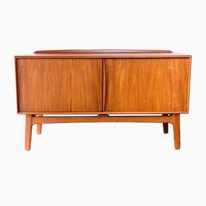 Dänisches Sideboard aus Teak von Svend Åge Madsen für K. Knudsen & Søn, 1950er