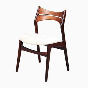 Model 310 Dining Chairs in Rosewood by Erik Buch for Christian Christensen, 1960s, Set of 6