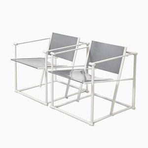 FM60 Cube Stühle von Radboud van Beekum für Pastoe, 1980er, 2er Set