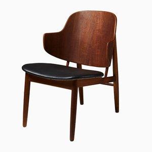 Dänischer Sessel von Ib Kofod Larsen für Christensen & Larsen, 1950er