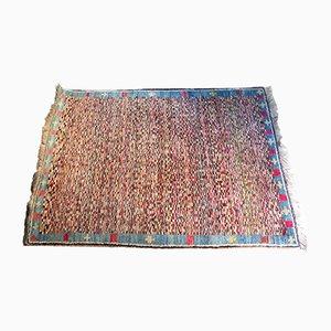 Alfombra vintage de lana