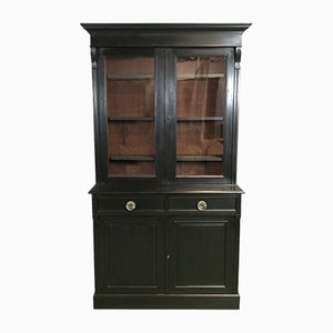 Antique Black Buffet