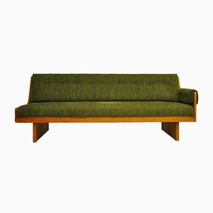 Swedish Teak Daybed Sofa, 1950s