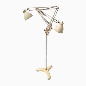 Lámpara de pie Naska Loris de Arne Jacobsen para Luxo, años 50