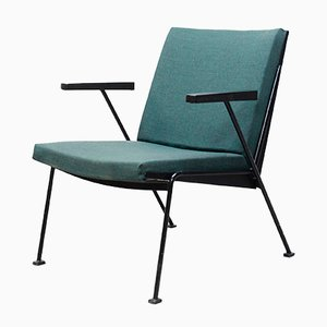 Model Oase Easy Chair by Wim Rietveld for Ahrend de Cirkel, 1950s