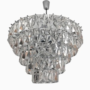 German Chandelier from Kinkeldey, 1970s