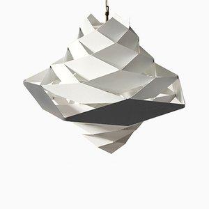 Grande Lampe Symfoni de Preben Dahl pour HF Belysning, 1960s