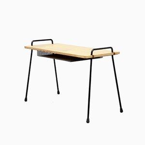 Table d'Appoint Vintage en Bouleau par Cees Braakman pour Pastoe
