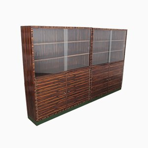Bookcases, 1930s, Set of 2