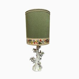 Italienische Vintage Tischlampe aus Keramik von Clara Istler, 1950er