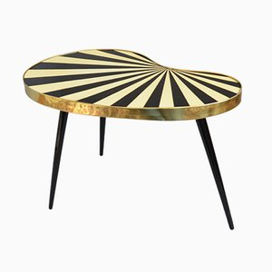 Table Haricot Mid-Century, Allemagne, 1950s