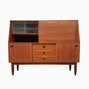 Teak Highboard from Portwood, 1960s