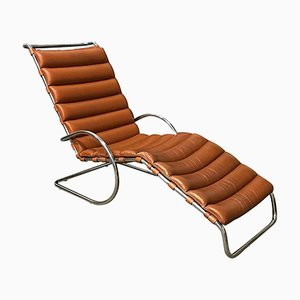 Adjustable Chaise Longue by Ludwig Mies van der Rohe, 1965