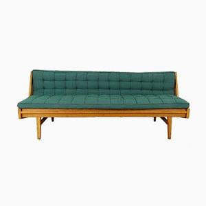 Sofá cama Mid-Century, años 60