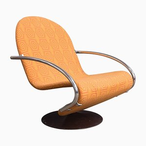1-2-3 Easy Chair by Verner Panton, 1973