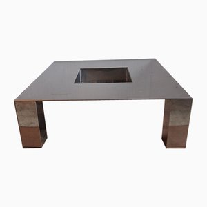 Vintage Coffee Table by Giovanni Offredi for Saporiti Italia