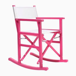 Sedia a dondolo da regista Puerto Vejo di Swing Design