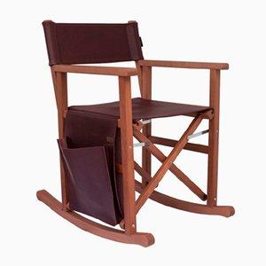 Sedia a dondolo Rover di Swing Design