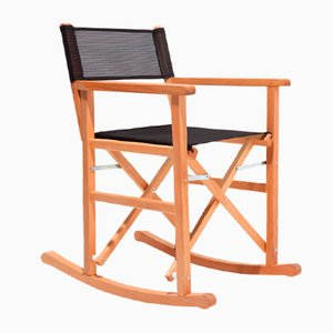 Chiripo Model A Director's Chair by Giovanni D'Oria for Swing Design