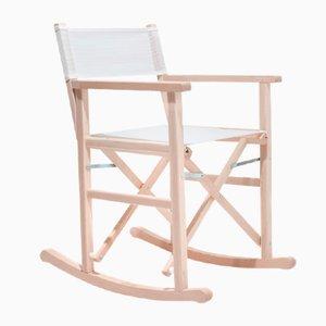 Sedia a dondolo Swing Director's a Chiripo di Swing Design