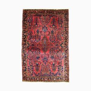 Vintage Teppich im Sarouk Stil, 1920er