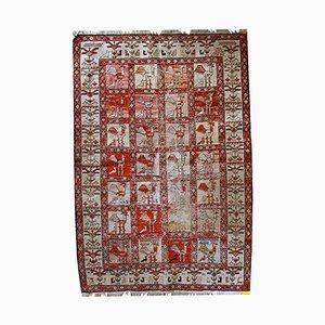 Vintage Teppich aus Sumak Stil, 1960er