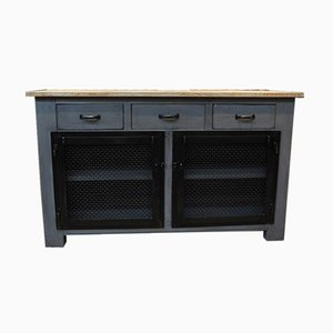 Industrial Fir Buffet, 1950s