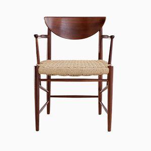 Mid-Century Modell 317 Stuhl von Peter Hvidt & Orla Olmgard Nielsen für Søborg