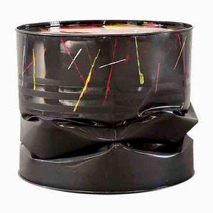 Tavolino Feruglio Tank-U di Swing Design
