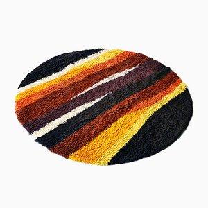 Großer hochfloriger Vintage Teppich von Desso, 1970er