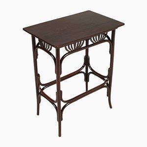 Tavolino Art Nouveau di Thonet, anni '10