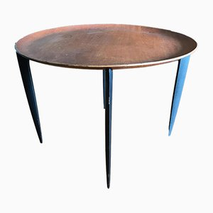 Mid-Century Side Table from Fritz Hansen, 1960s