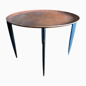 Table d'Appoint Mid-Century de Fritz Hansen, 1960s