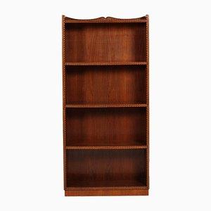 Kleines modernes italienisches Mid-Century Bücherregal