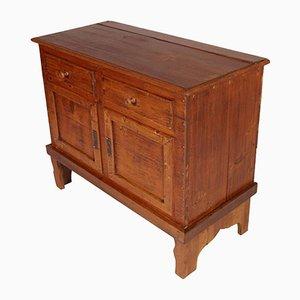 Mueble rústico, siglo XVIII