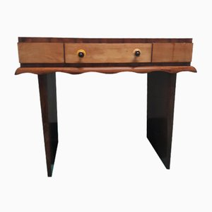 Vintage Console Table, 1930s