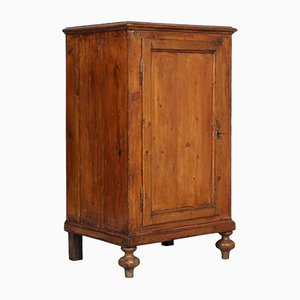 Mobiletto in legno di abete massiccio, XIX secolo